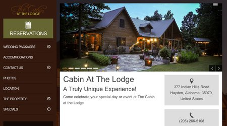 Cabin At The Lodge