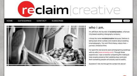 Reclaim/Creative