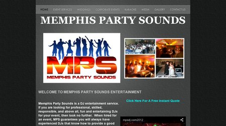 Memphis Party Sounds