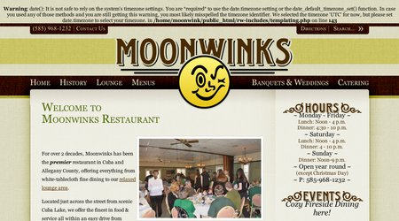 Moonwinks Restaurant & Lounge