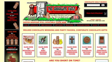The Chocolate Vault