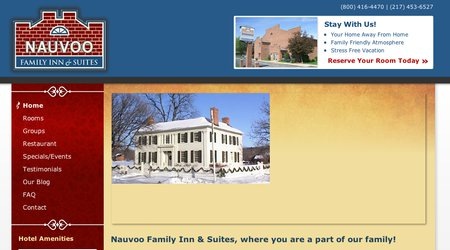 Nauvoo Family Inn & Suites