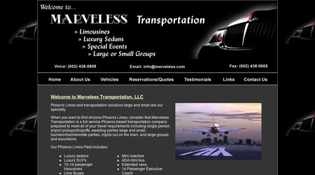 Marveless Transportation
