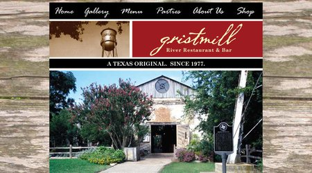 The Gristmill River Restaurant & Bar