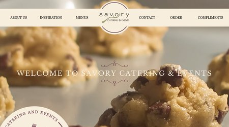 Savory Catering