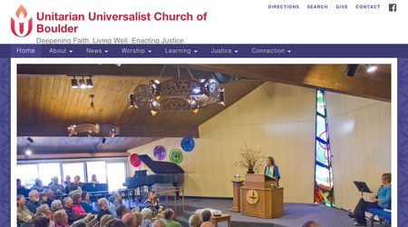 Unitarian Universalist Church of Boulder