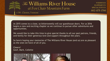 Williams River House