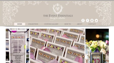 The Event Essentials Design Studio