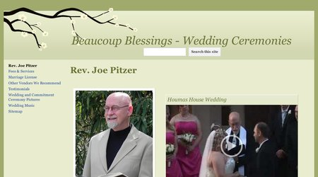 Beaucoup Blessings - Wedding Ceremonies