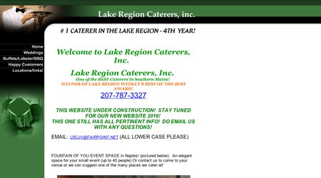Lake Region Caterers, inc.