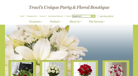 Traci's Unique Party & Floral Boutique