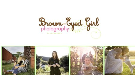 Brown-Eyed Girl Photography