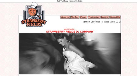Strawberry Fields DJ Company