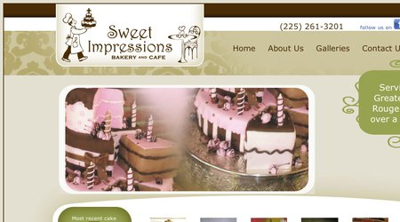 Sweet Impressions Bakery and Café