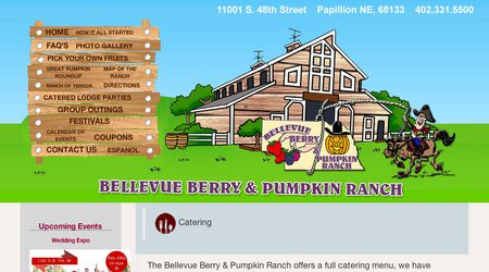 Bellevue Berry Farm and Pumpkin Ranch