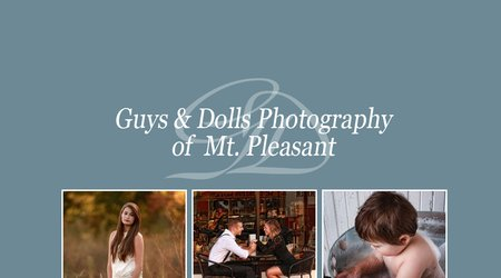 Guys and Dolls Photography
