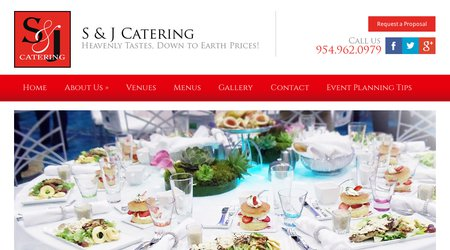 S & J Catering Company