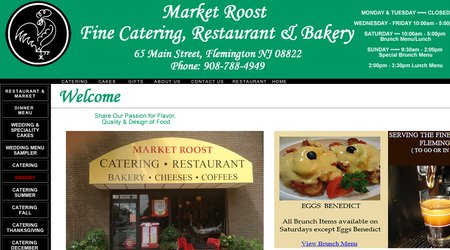 Market Roost Fine Catering