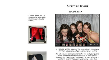 A Picture Booth