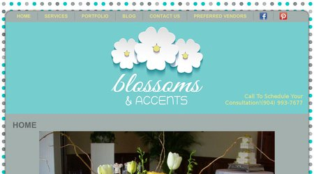 Blossoms and Accents