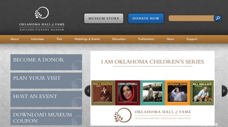 The Gaylord-Pickens Oklahoma Heritage Museum