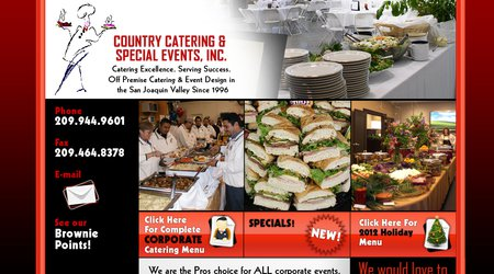 Country Catering & Special Events