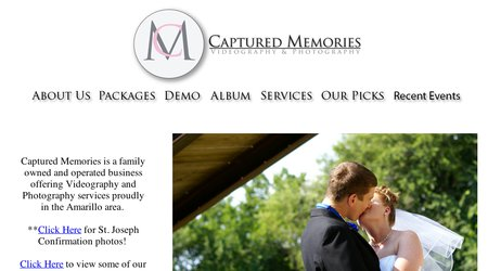 Captured Memories Videography & Photography