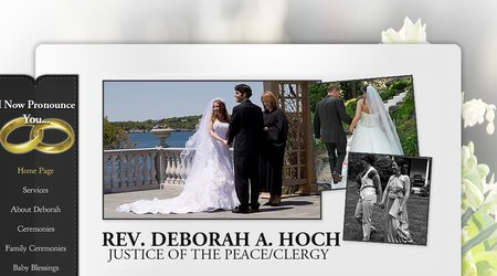 Rev. Deborah Hoch, Justice of the Peace