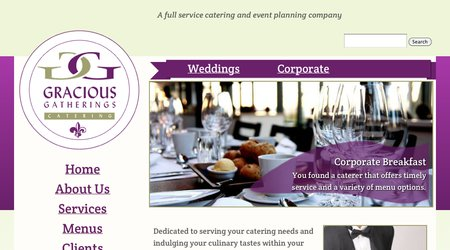 Gracious Gatherings Catering