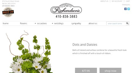Richardson's Flowers & Gifts