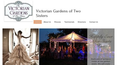 Victorian Gardens of Two Sisters