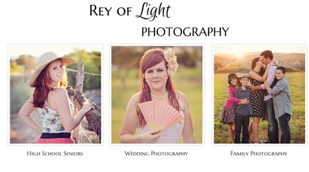 Rey of Light Photography