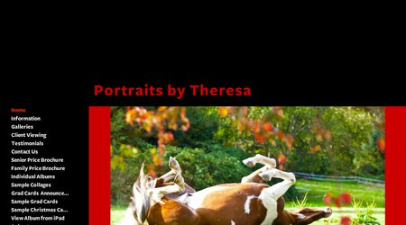 Portraits by Theresa