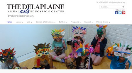 The Delaplaine Arts Center