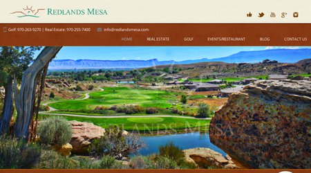 The Golf Club at Redlands Mesa