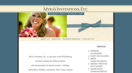 Myra's Invitations, Etc.