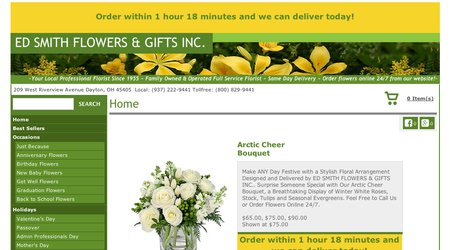 Ed Smith Flowers and Gifts