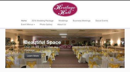 Heritage Hall & Banquet Center