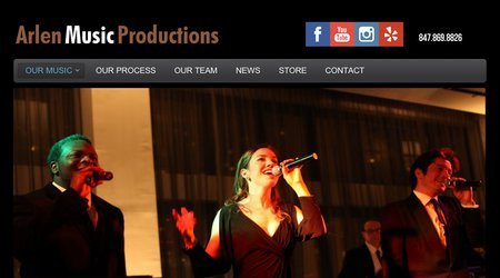 Arlen Music Productions