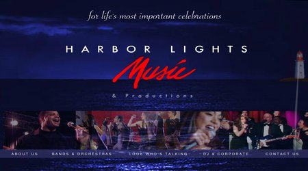 Harbor Lights Music