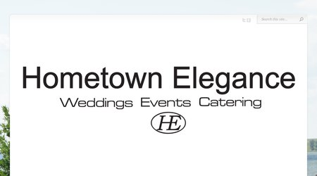Hometown Elegance Catering & Event Planning