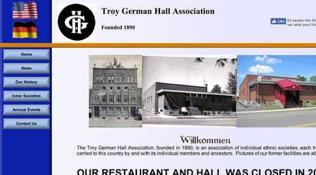 Troy Germania Hall