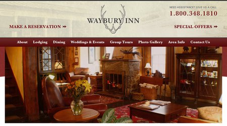 The Waybury Inn