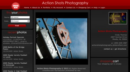 Action Shots Photography