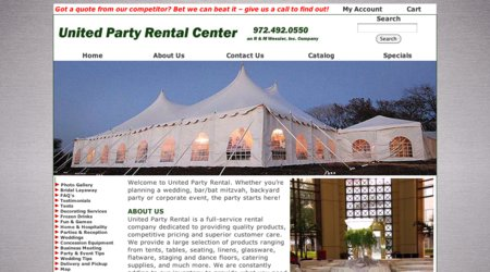 United Party Rental Center