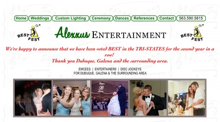 Alexxus Entertainment