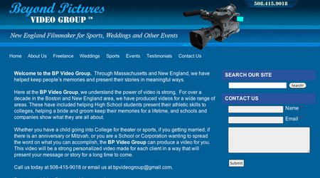 Beyond Pictures Video Group