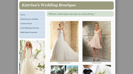 Katrina's Wedding Boutique