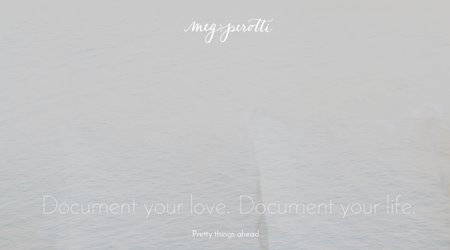 Meg Perotti Photographer