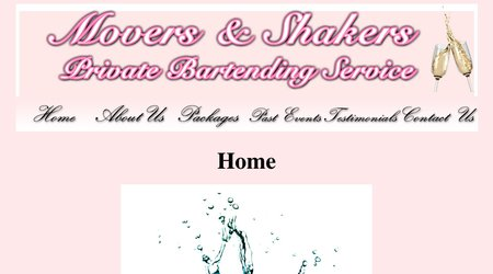 Movers & Shakers Bartending Company
